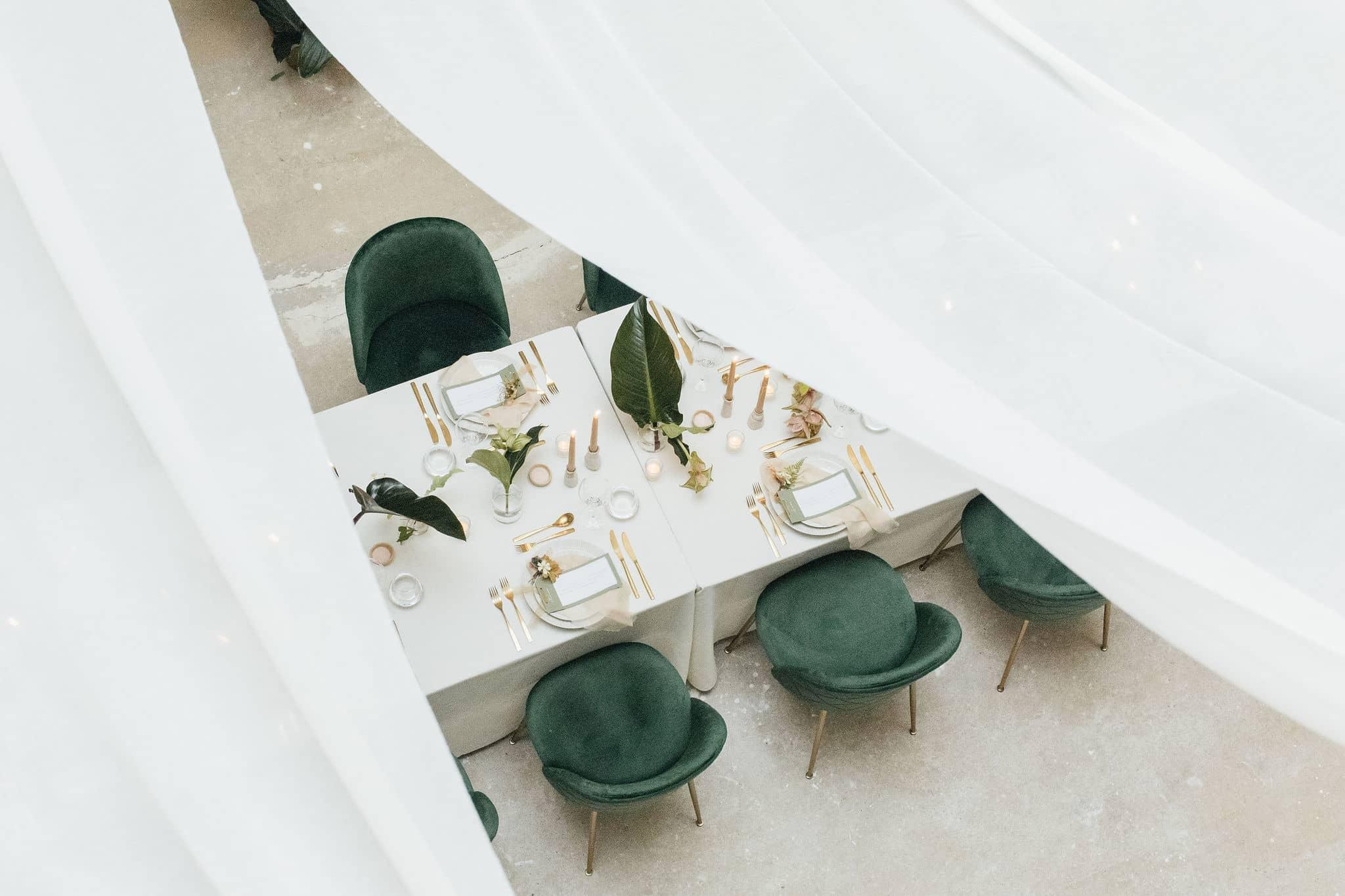 modern wedding table HILDE